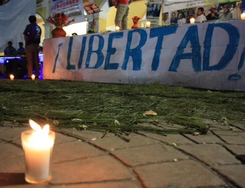 Second solidarity festival for political prisoners in Huehuetenango