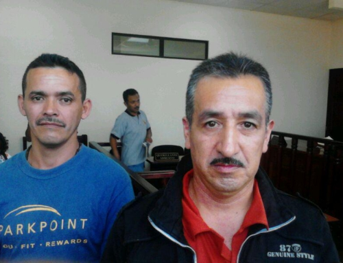 Land defenders Saúl Méndez and Rogelio Velásquez absolved of all charges but remain in prison