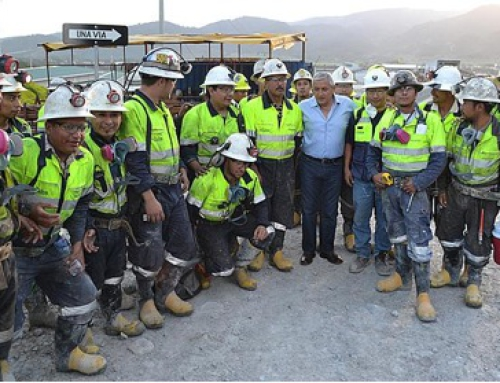 Crumbling political support for Tahoe Resources in Guatemala