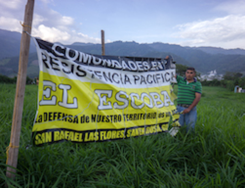 Three things you can do to halt Tahoe Resources' expansion in Guatemala!