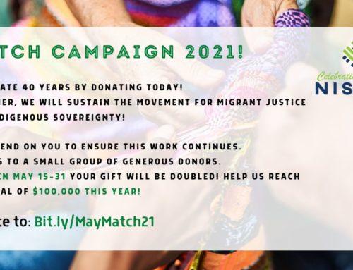 May 2021 Solidarity Update