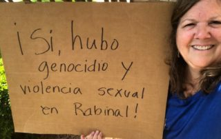 International community recognizes genocide and sexual violence in Rabinal