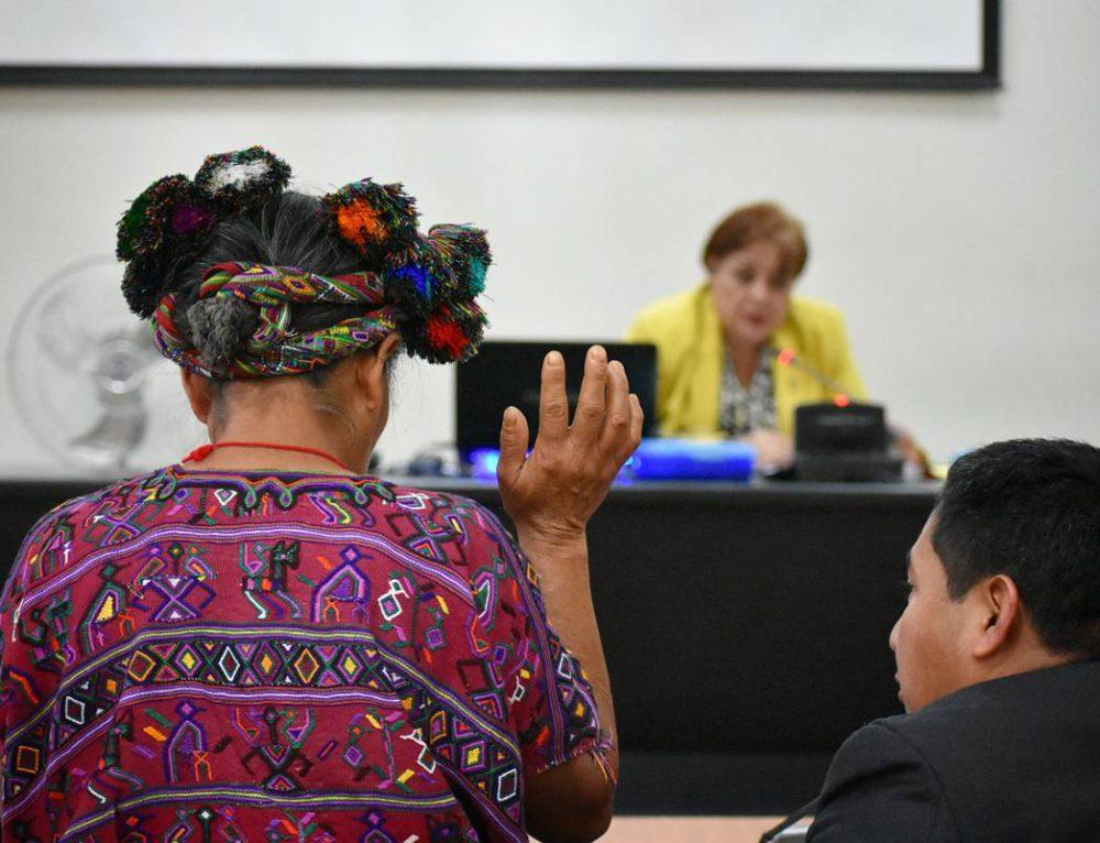 En el 21° aniversario de la firma de los Acuerdos de Paz de Guatemala, AJR dice que el Estado aún les debe justicia a los sobrevivientes
