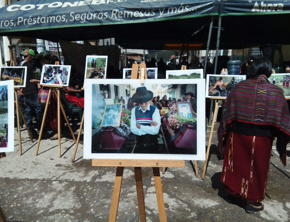Ixil survivors remain committed to search for justice, as trial moves to Nebaj