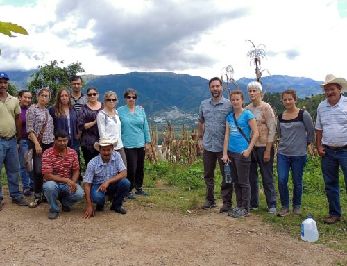 Sponsoring Communities take action: UUCA and NISGUA together in Guatemala