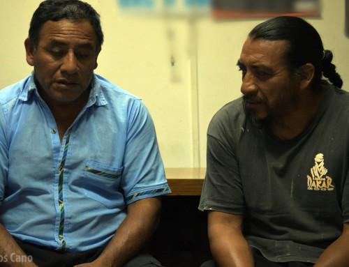 Judge sends to trial the case against Rigoberto Juárez and Domingo Baltazar