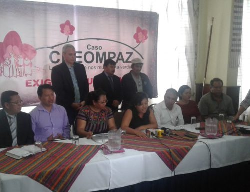CREOMPAZ: Eight former military officers to stand trial for forced disappearances