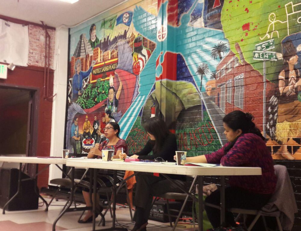 Oakland event builds solidarity across movements for gender justice