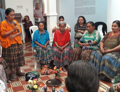 One year after the emblematic verdict in the Sepur Zarco trial, the struggle for dignified reparations continues