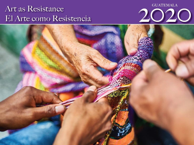 Photo of NISGUA's 2020 Calendar