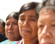 Maya Achi Women filled a complaint against Judge Dominguez for discrimination and racism