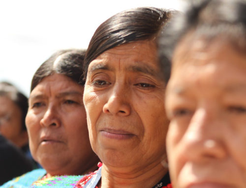 Statement: Maya Achi survivors present a complaint against Judge Claudette Dominguez for racism and discrimination