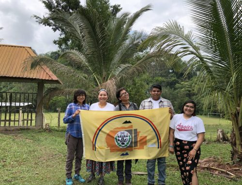 2019 Delegation: Environmental Indigenous Leadership