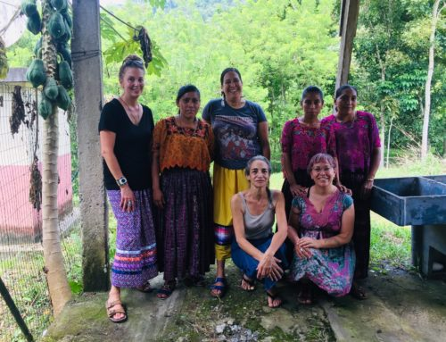 Sisters in struggle: Indigenous Environmental Network leadership trip to Guatemala