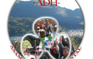 Logo of the ADH