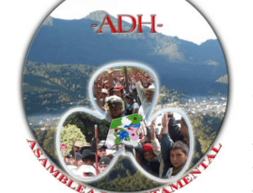 ADH denounces the serious crisis of COVID-19 generated by the government