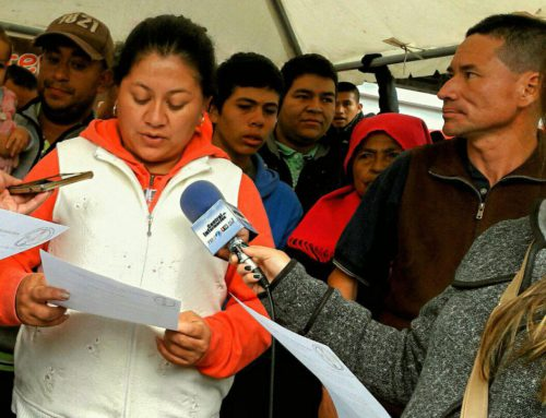 Peaceful resistance movement and Xinca Parliament call for the permanent closure of the Escobal mine