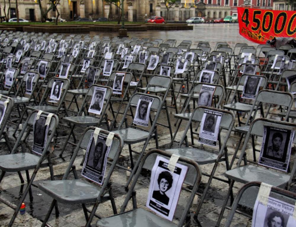 Desaparición forzada: resiliencia y creatividad en defensa de la memoria y por la justicia