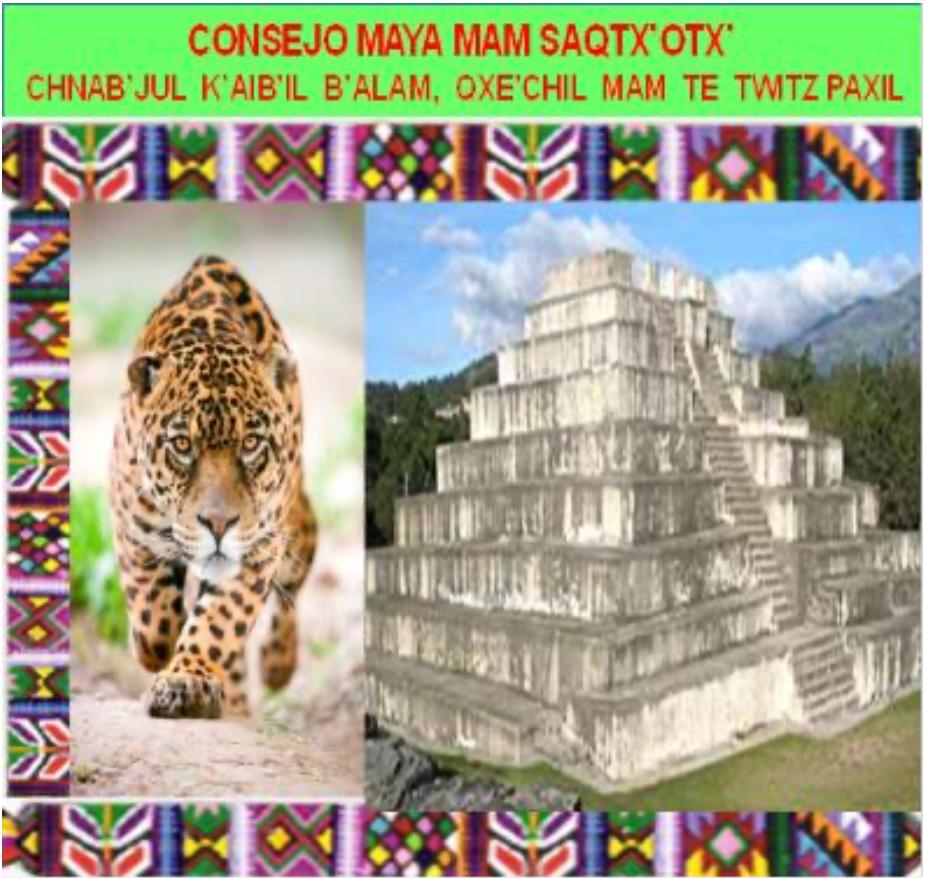 Logo del Consejo Maya Mam