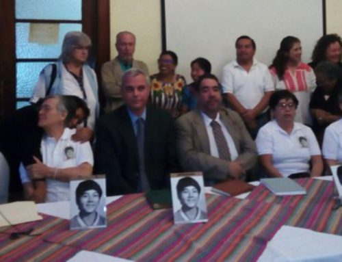 One more way to fight impunity: The Molina Theissen trial opens today