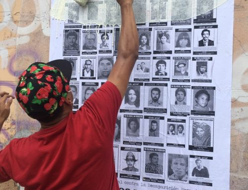 Statement:  National Day Against Forced Disappearance 2020