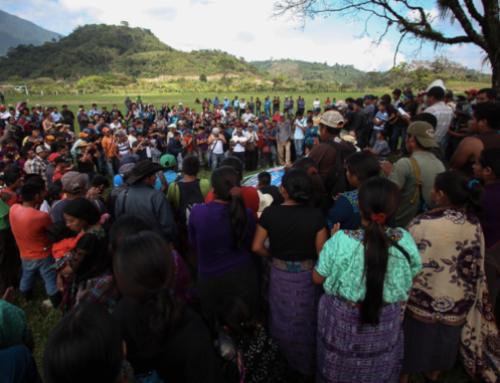 La Resistencia a las Represas Hidroeléctricas en Guatemala: Una Cuestión de Vida y Muerte