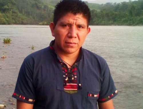 Maya Mam environmental activist José Gómez of ACODET to tour the U.S.