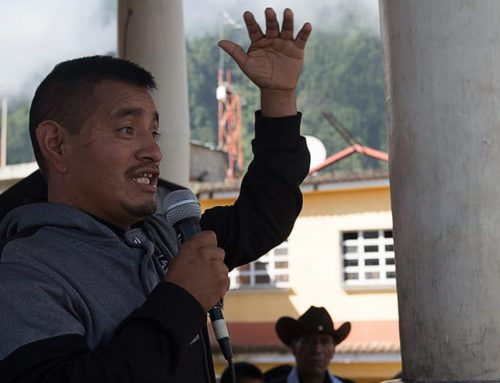 Over 45 organizations demand release of Maya Chuj land defender Julio Gómez