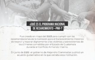 Flyer showing two Indigenous women showing a pictures of thir dissapeared ones