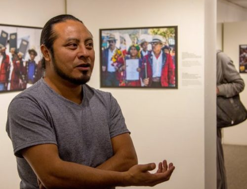 Reflection: Defending Truth and Memory Photo Exhibit in the US/Mexico Borderland Region