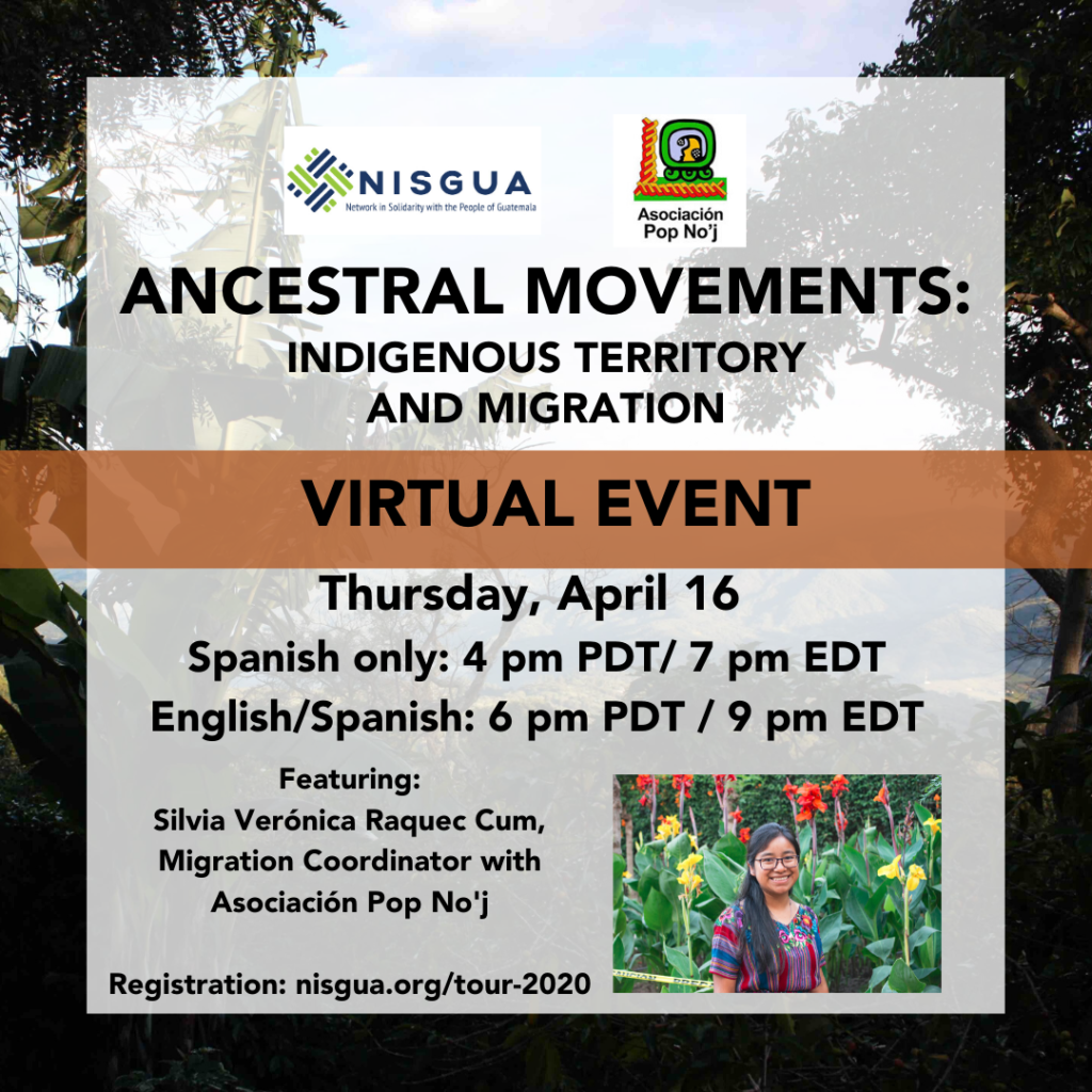 Graphic with information about the webinar.