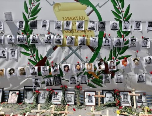 Statement:22 years honoring the memory of the victims and survivors of the Internal Armed Conflict