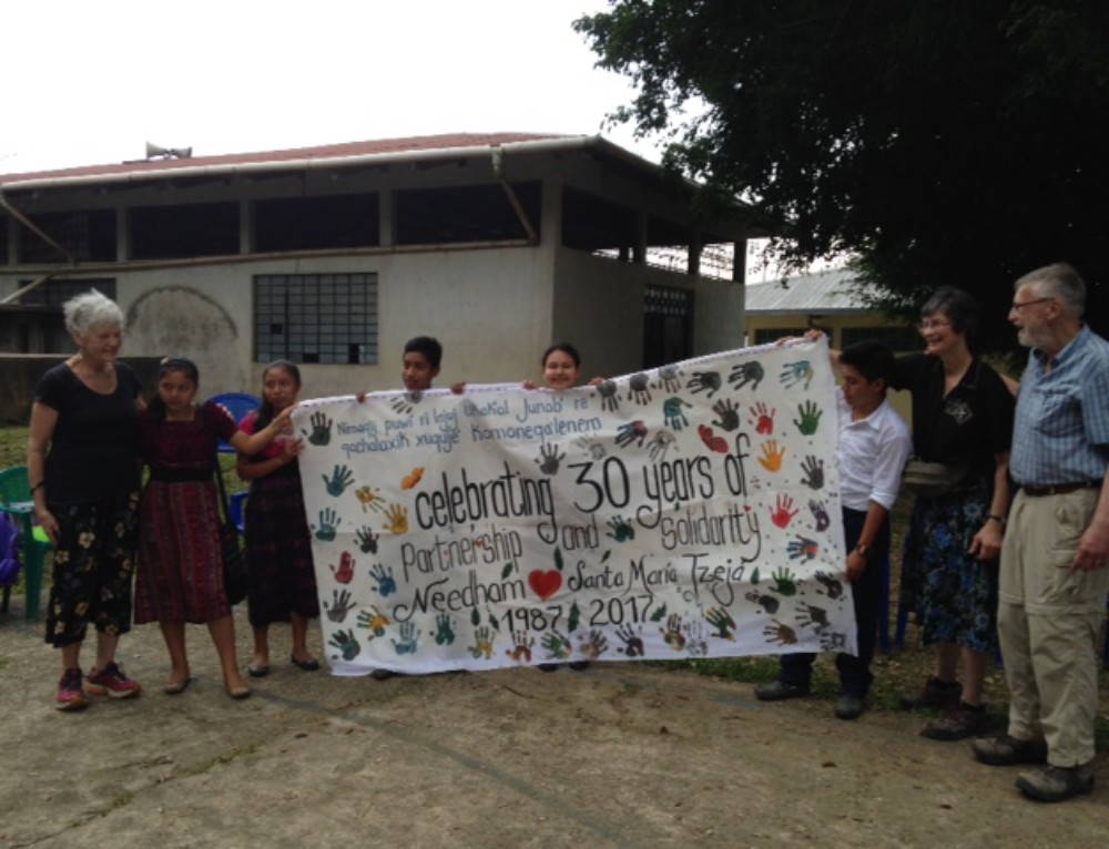 Sponsoring Communities: Needham's Guatemala Partnership celebrates 30 years of solidarity