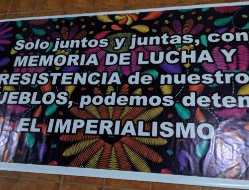 Memorial de Zaculeu: Comunidades de Huehuetenango rechazan la militarización gringa