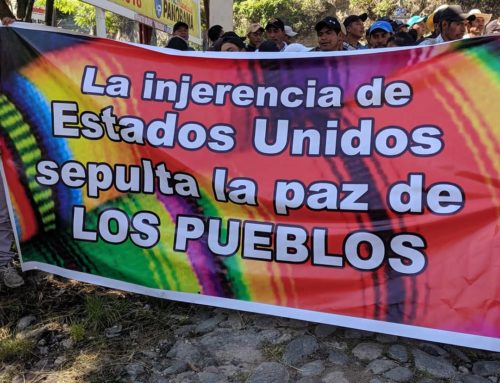 No safe third country agreements with Central America