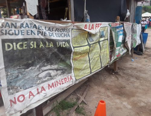 Escalation of tension, threats and defamation in Mataquescuintla, Guatemala