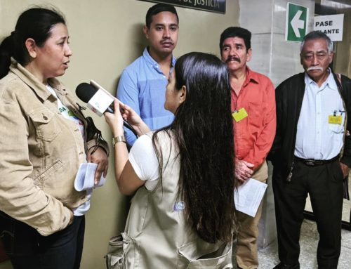 Xinka Parliament: Ministries have failed to execute consultation over Escobal mine